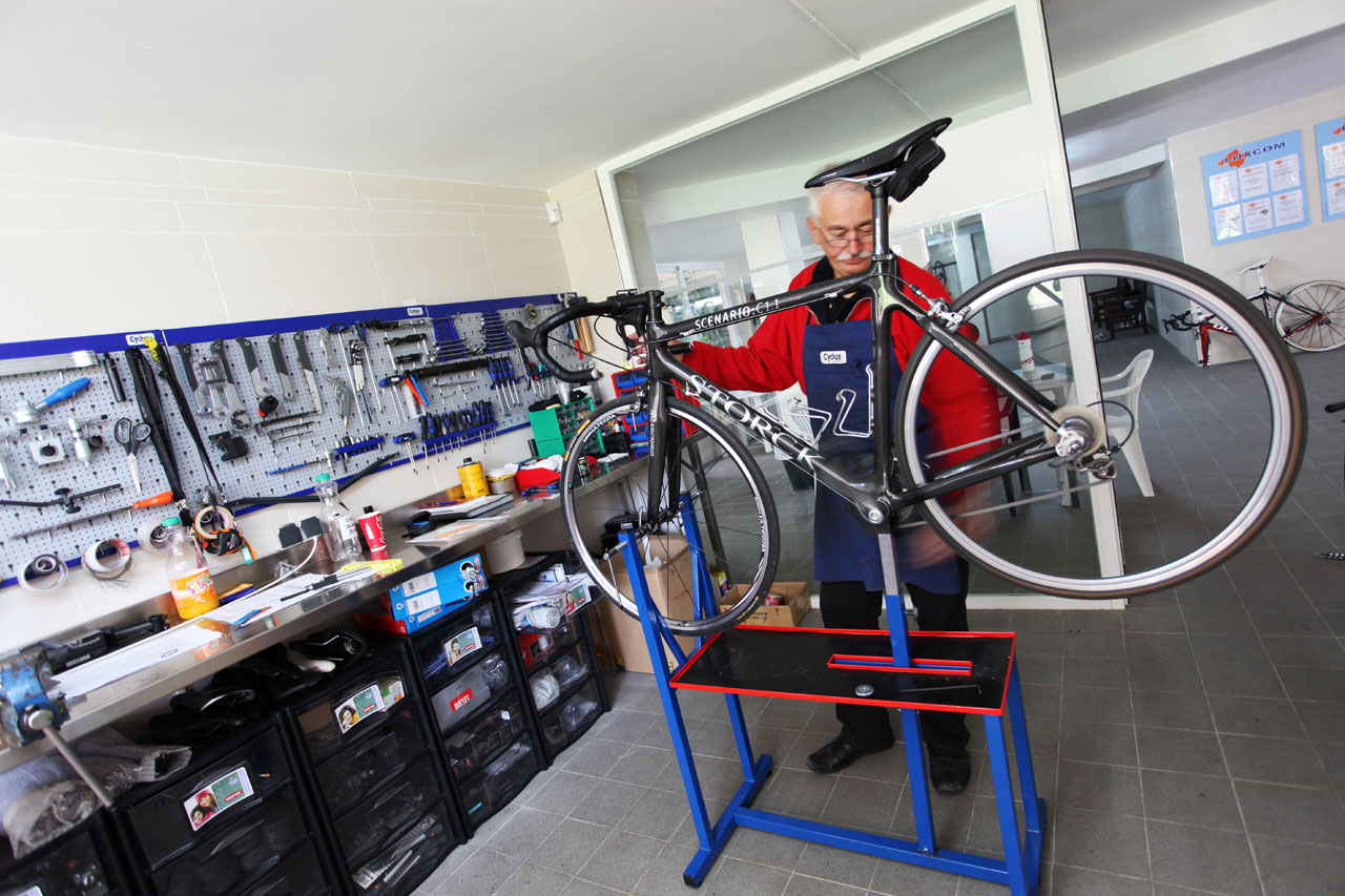 bicicletareparación