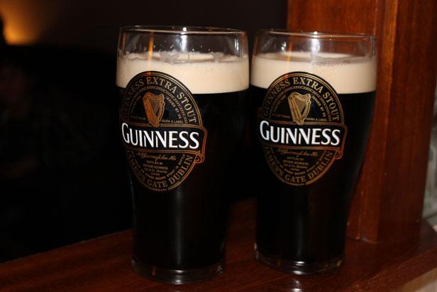 La cerveza Guinness se hace vegetariana