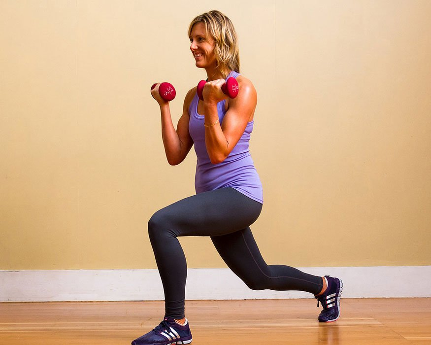 Lunges