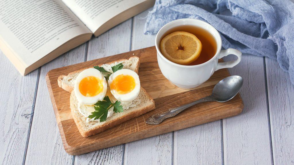 Testimonios de la dieta del huevo cocido