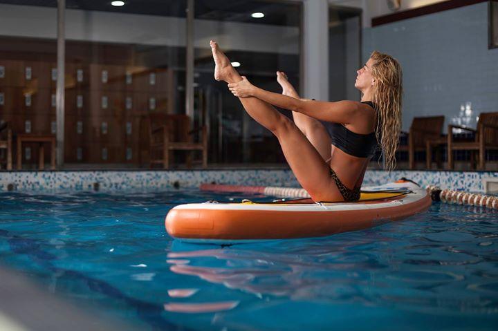 Pilates Sup & Pool