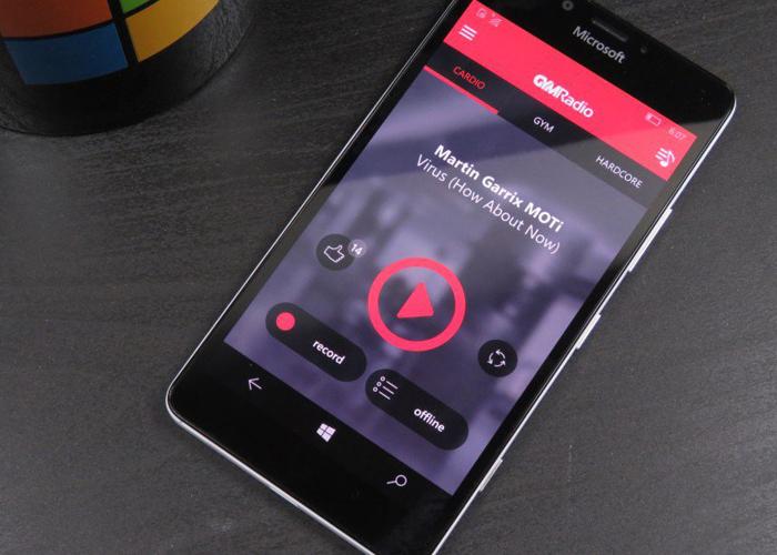 GYM-Radio-app
