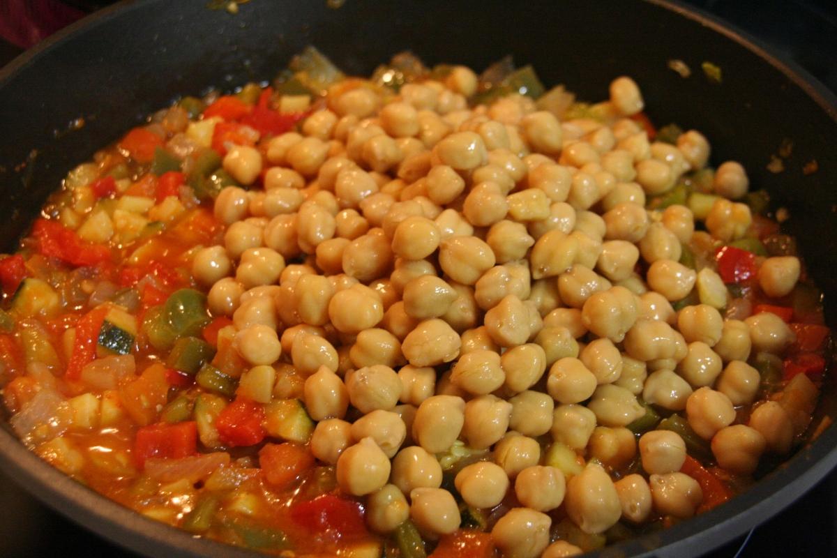 Verduras de temporada recetas