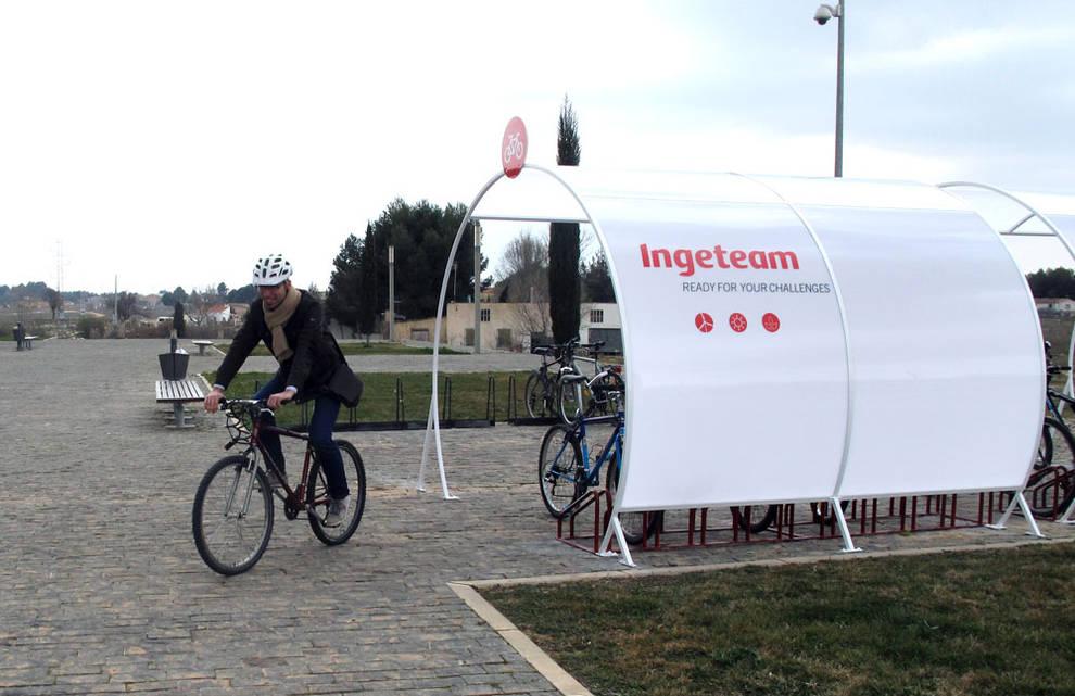 Una empresa española paga 1 euro al día por ir en bicicleta a trabajar