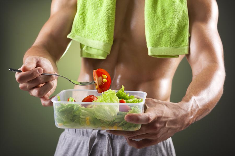 Dieta para bajar de peso en el gym hombres