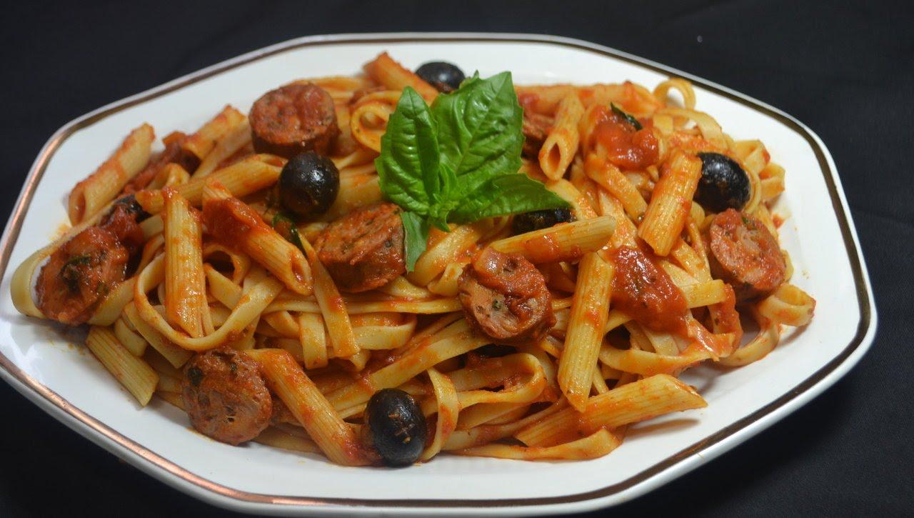 10 claves para cocinar la pasta al estilo de Italia