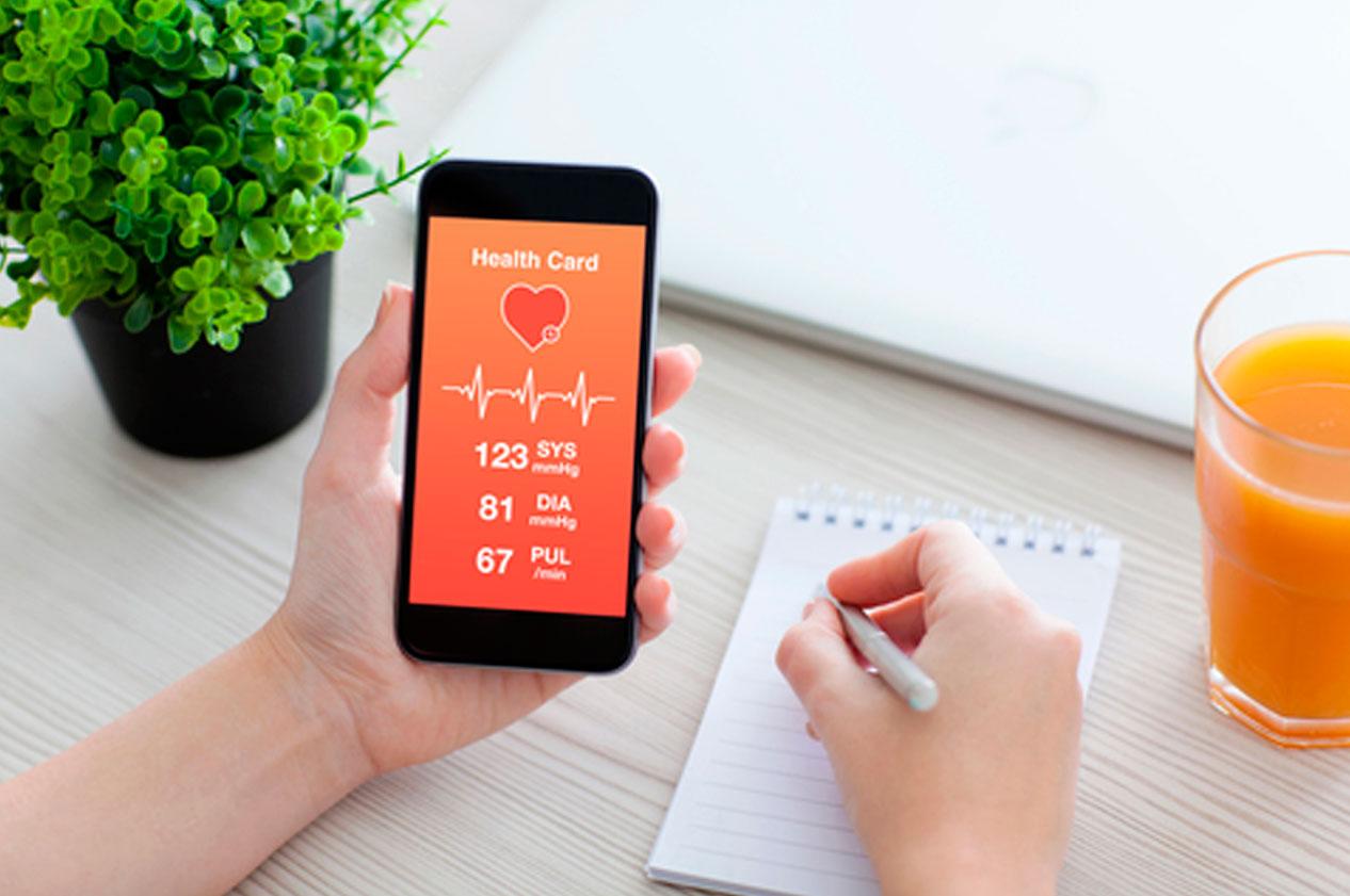 1 de cada 3 personas utiliza una app de salud