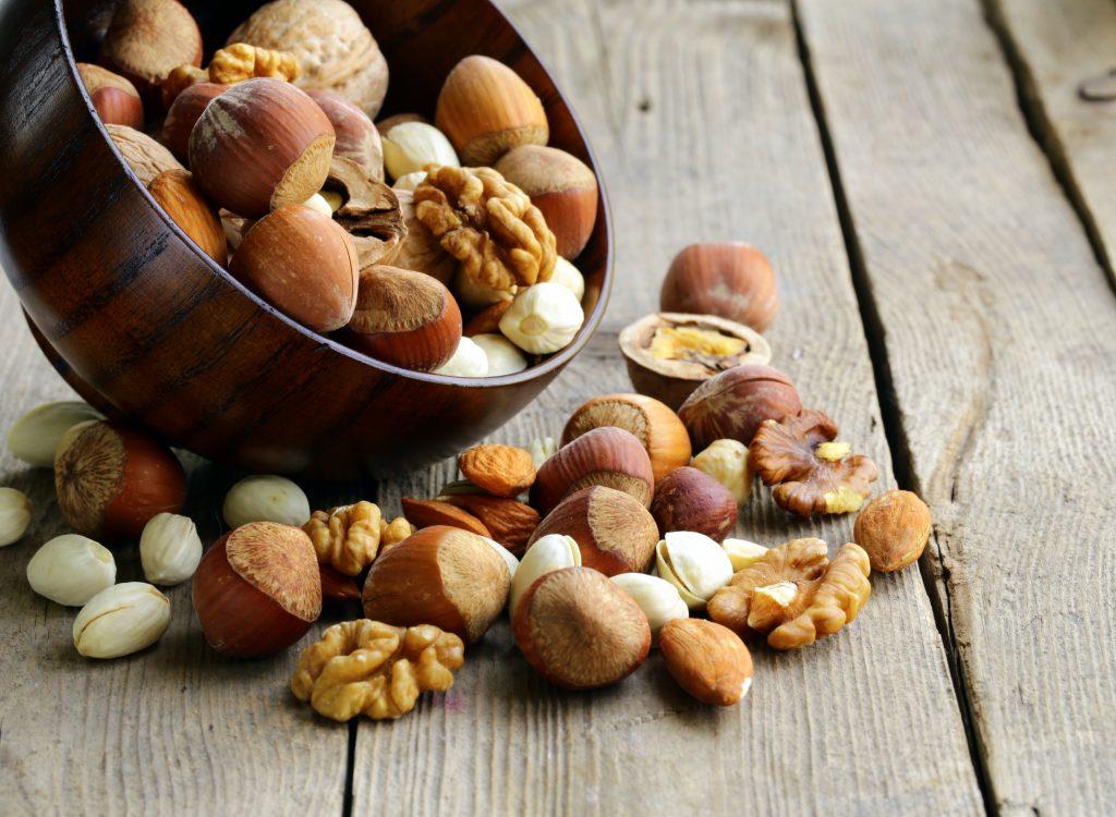 Frutos Secos - Proteínas