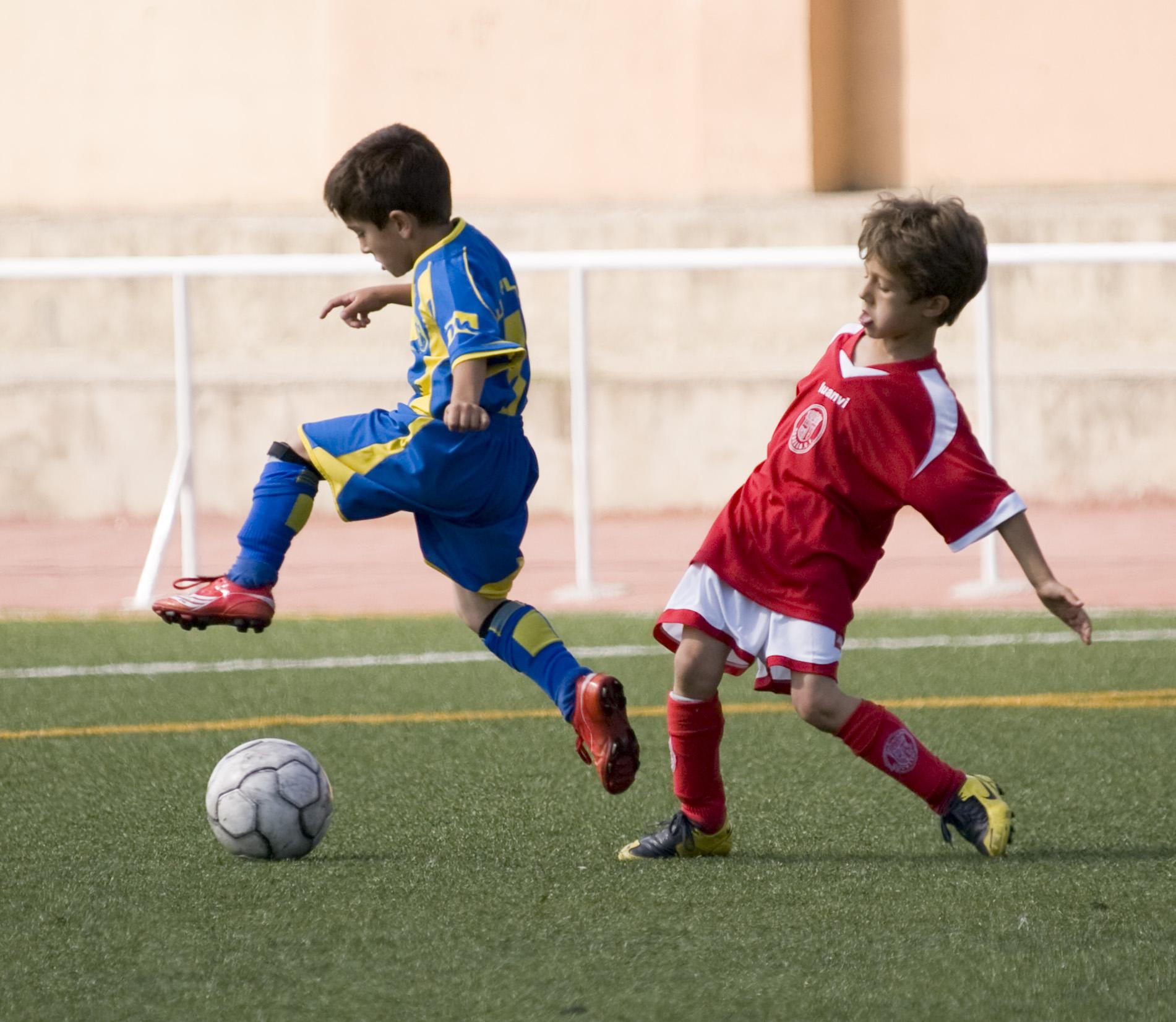 Abusar De Las Botas De Futbol Causa Malformaciones En El Pie