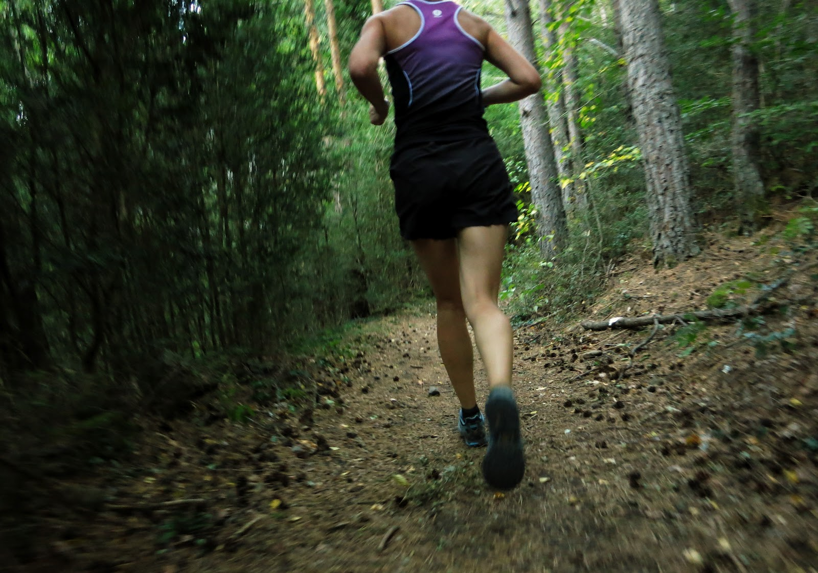 Correr 5 km diarios adelgazar