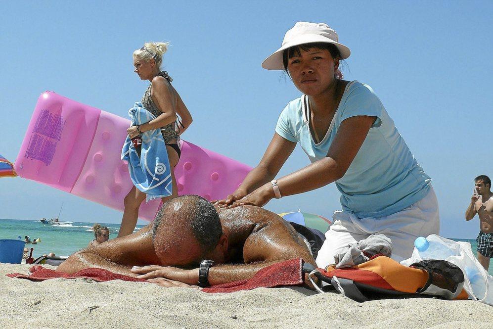 masajes ilegales