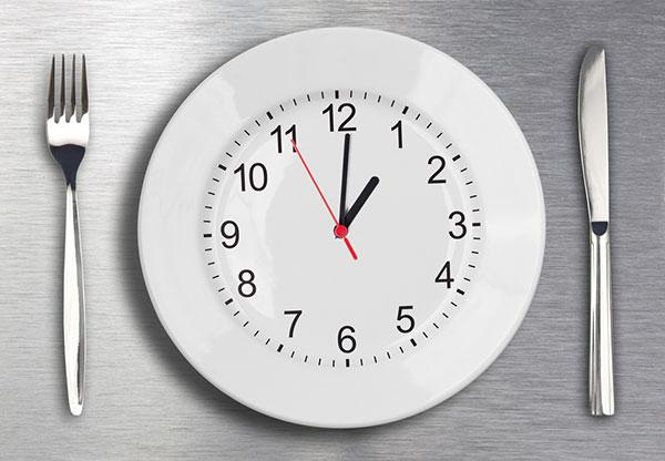 Horarios de comida
