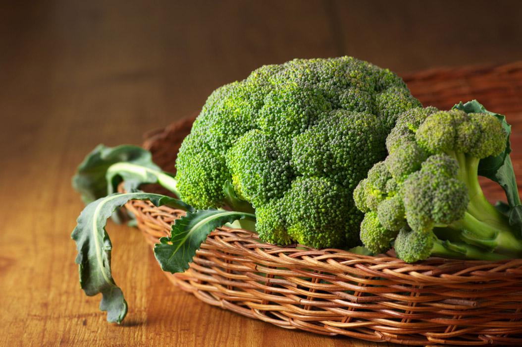 Alimentos depurativos para eliminar toxinas: Brócoli