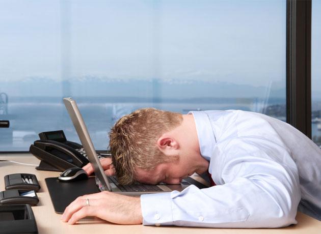¿Conoces el síndrome de 'Burn-Out' o trabajador quemado?