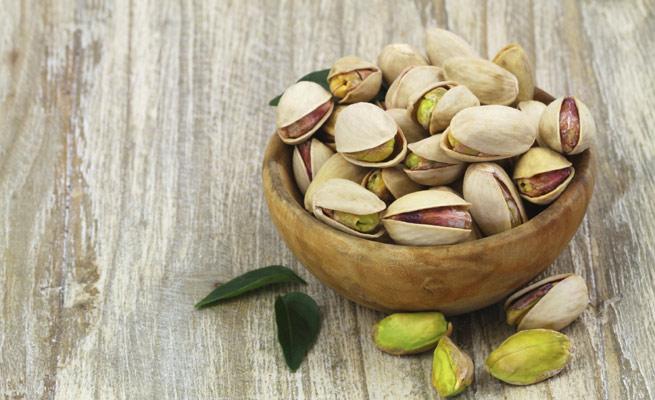 ¿Qué frutos secos tienen más proteínas?