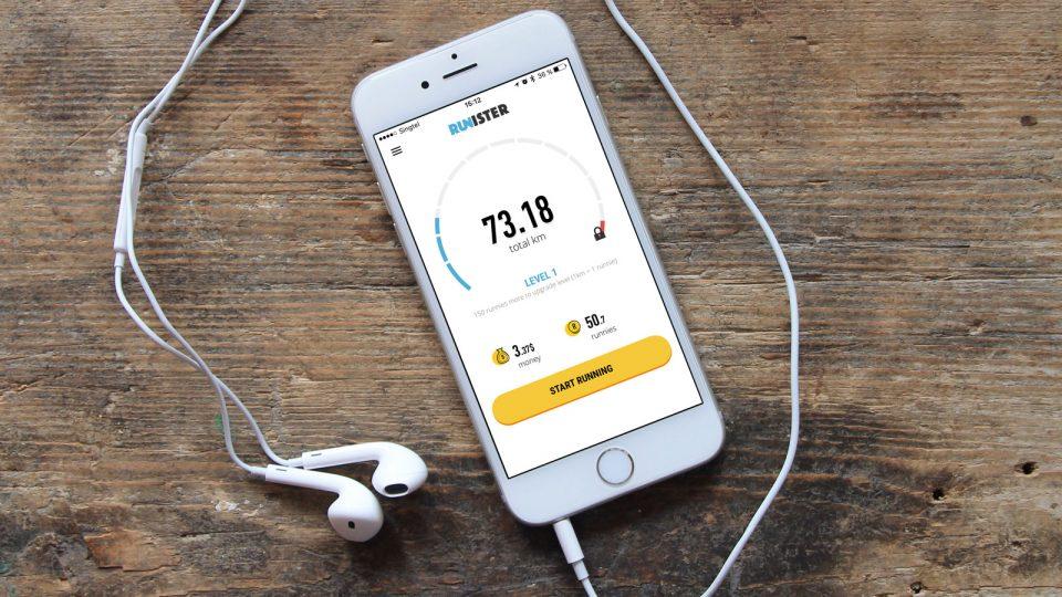 Runister - Aplicaciones para correr