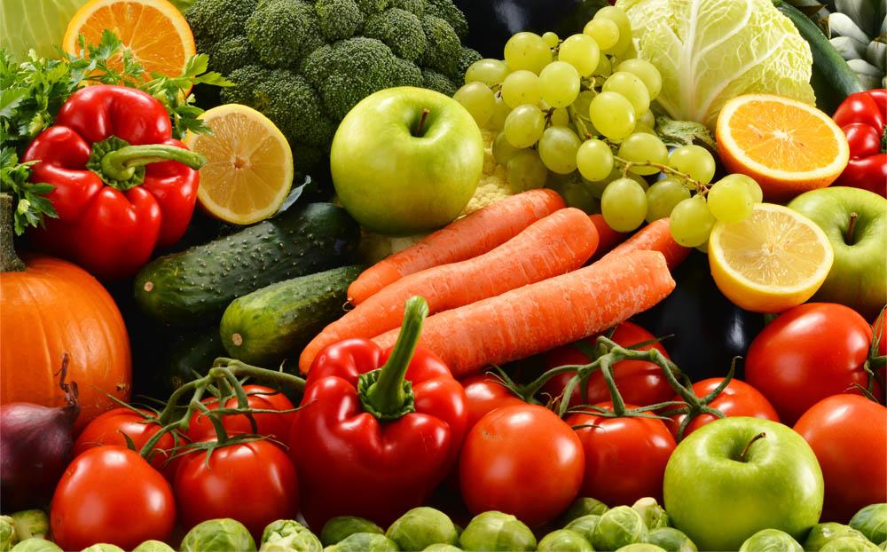 Lista de alimentos con calorías negativas