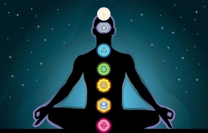 Significado de los chakras y su ubicación en el cuerpo