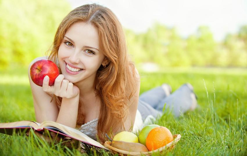 datos sobre cómo comer sano afecta a su cuerpo