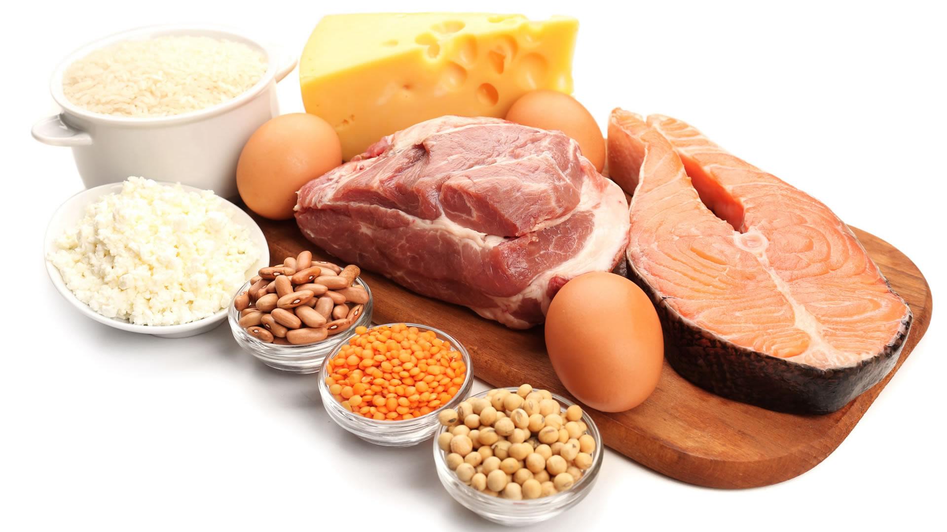 proteínas que ayuda a bajar de peso