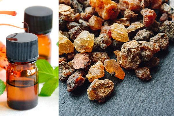 ¿Cuáles son los beneficios del aceite esencial de mirra?