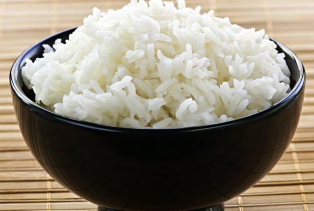 ¿Conoces los nutrientes del arroz blanco?