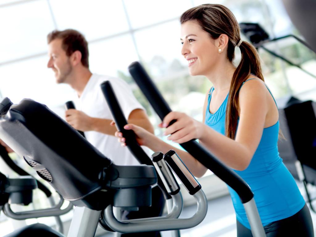 mujer gym