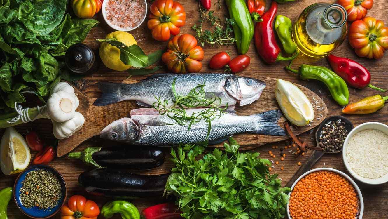 Dietas para adelgazar: La dieta mediterránea