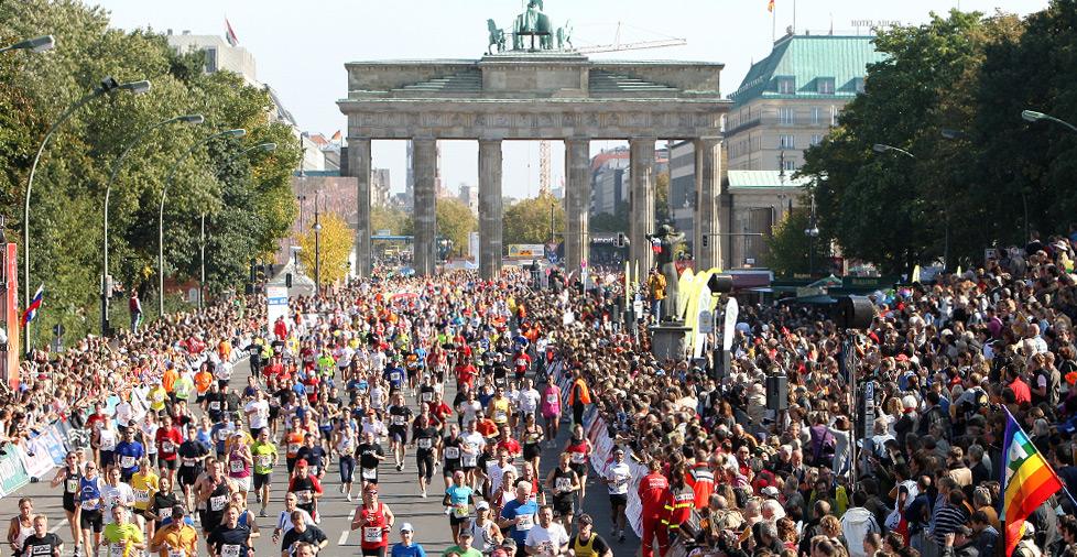 Los 5 maratones internacionales más importantes de 2017