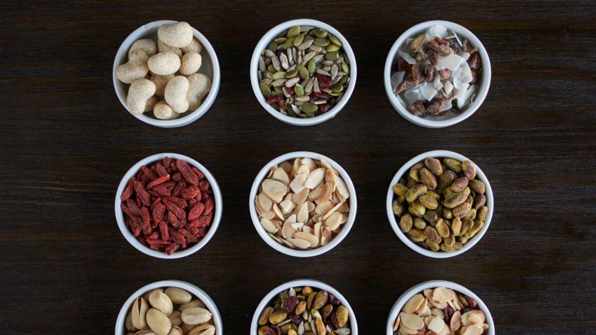 Suplementos nutricionales: Alimentación