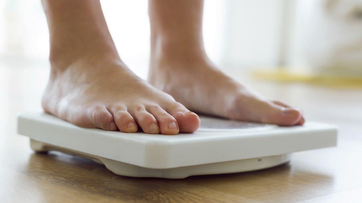 La obesidad es un problema cada vez más común