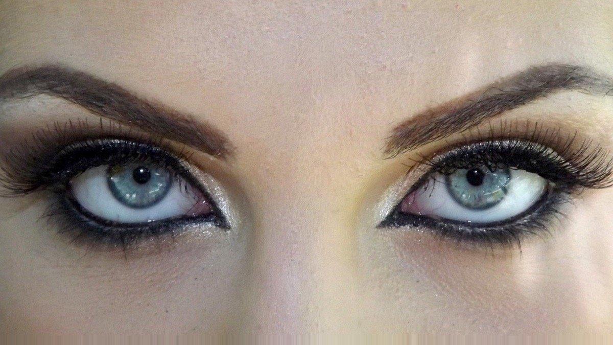 Cmo maquillarse los ojos 3 formas fciles de maquillarte