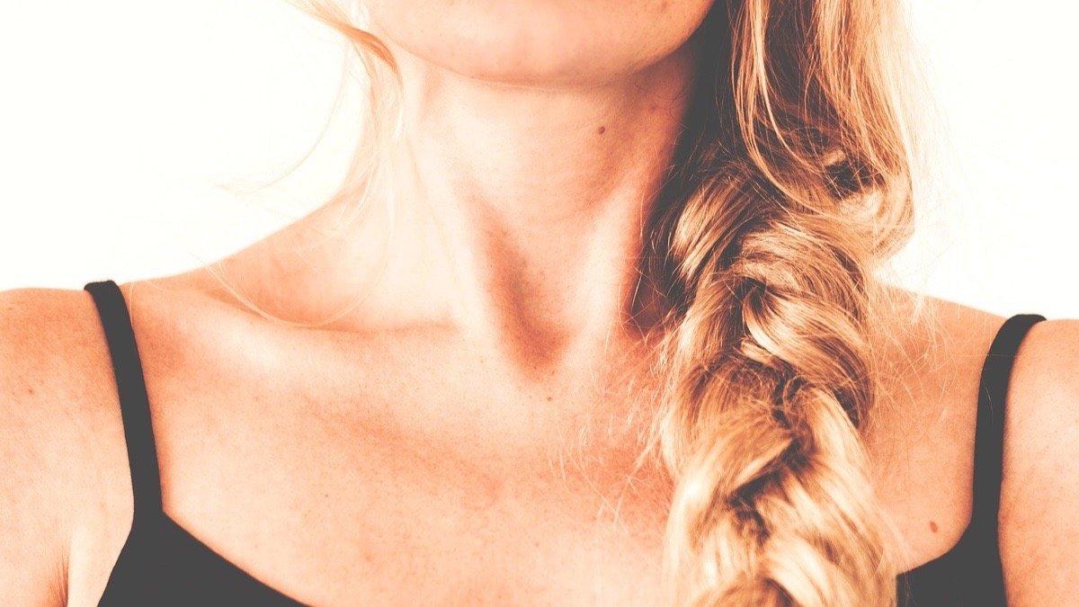 Cuello del glandulas linfaticas