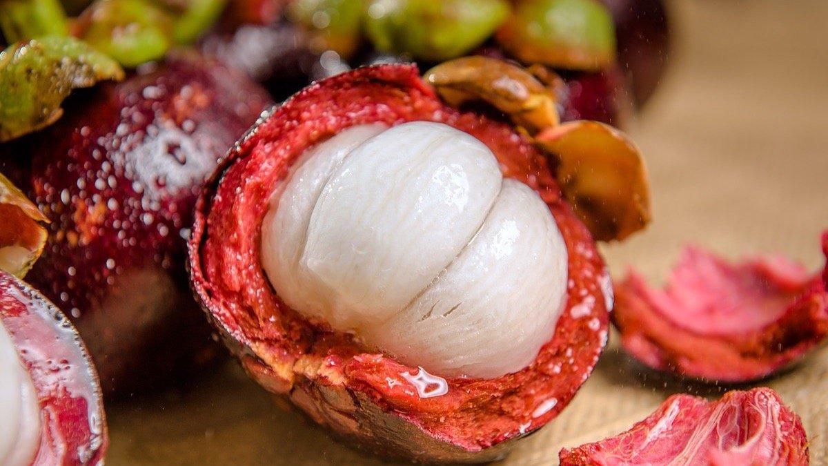Mangostino: Propiedades y beneficios de una fruta milagrosa