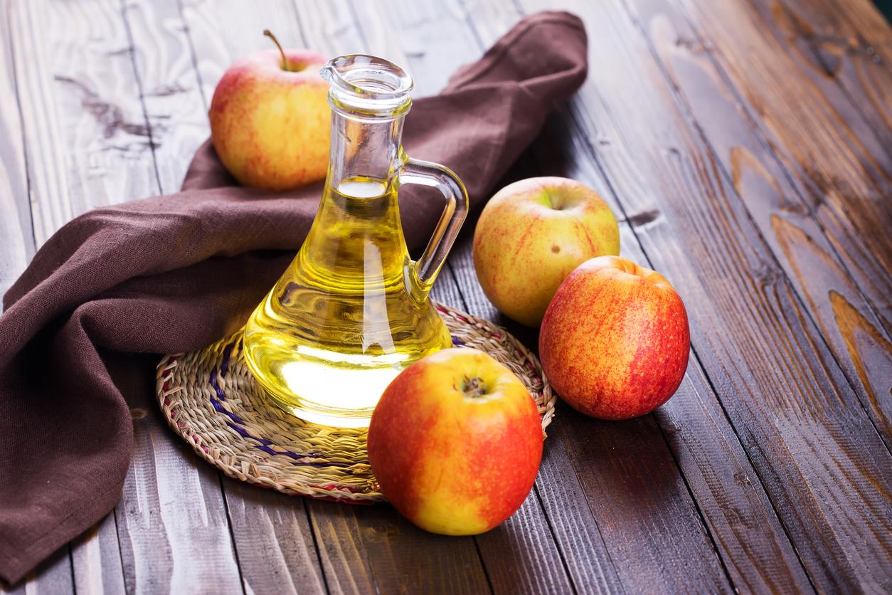 El vinagre de manzana es un aliado de las dietas de adelgazamiento.