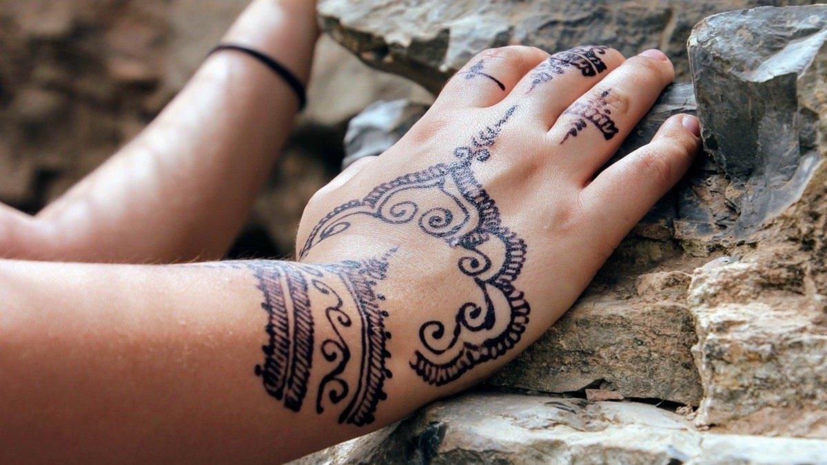 Son Peligrosos Los Tatuajes De Henna Riesgos De La Henna En La Piel