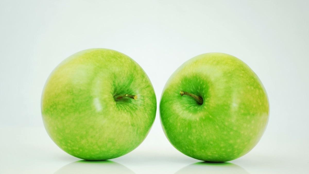 manzana verde ayuda a adelgazar
