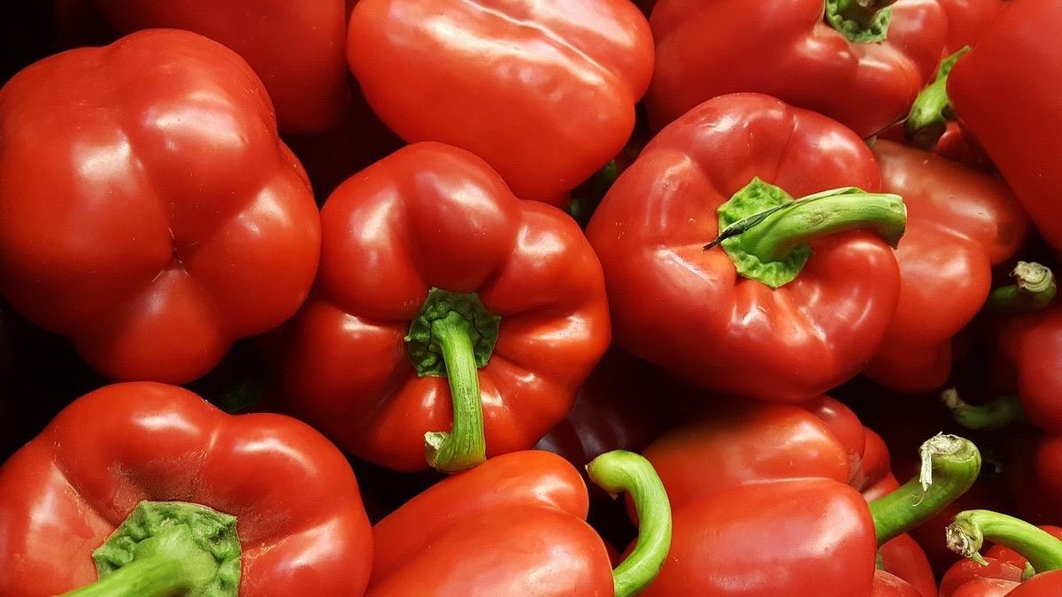Propiedades del pimiento rojo y beneficios para la salud