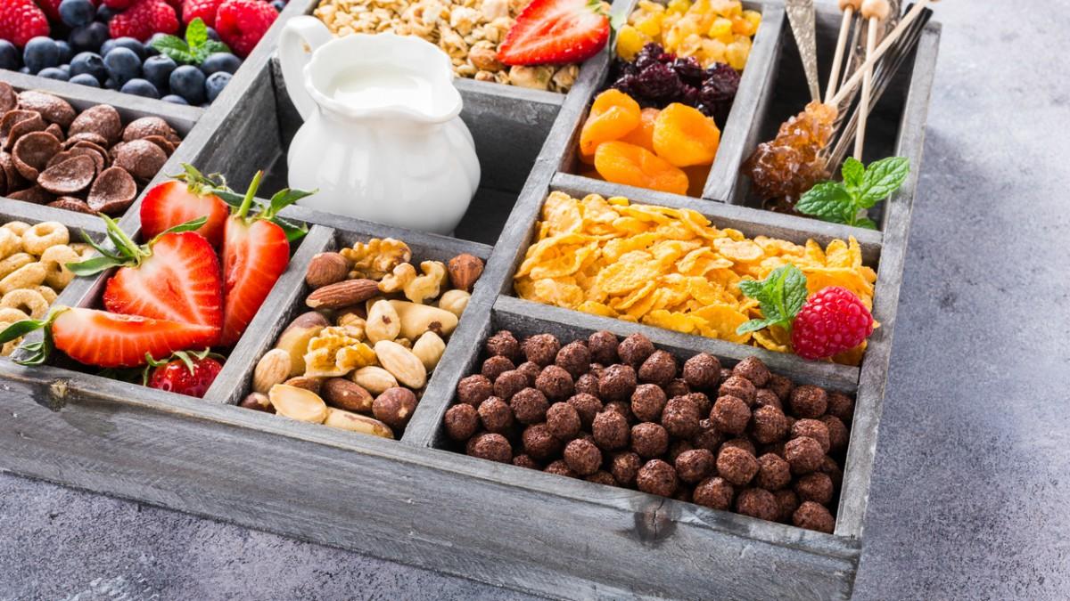 cereales para dieta sana y equilibrada