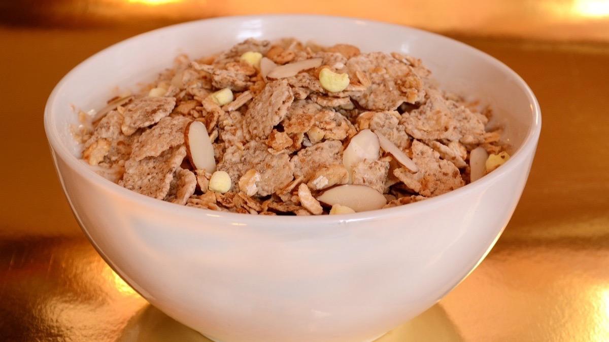 Cereal para desayuno dieta