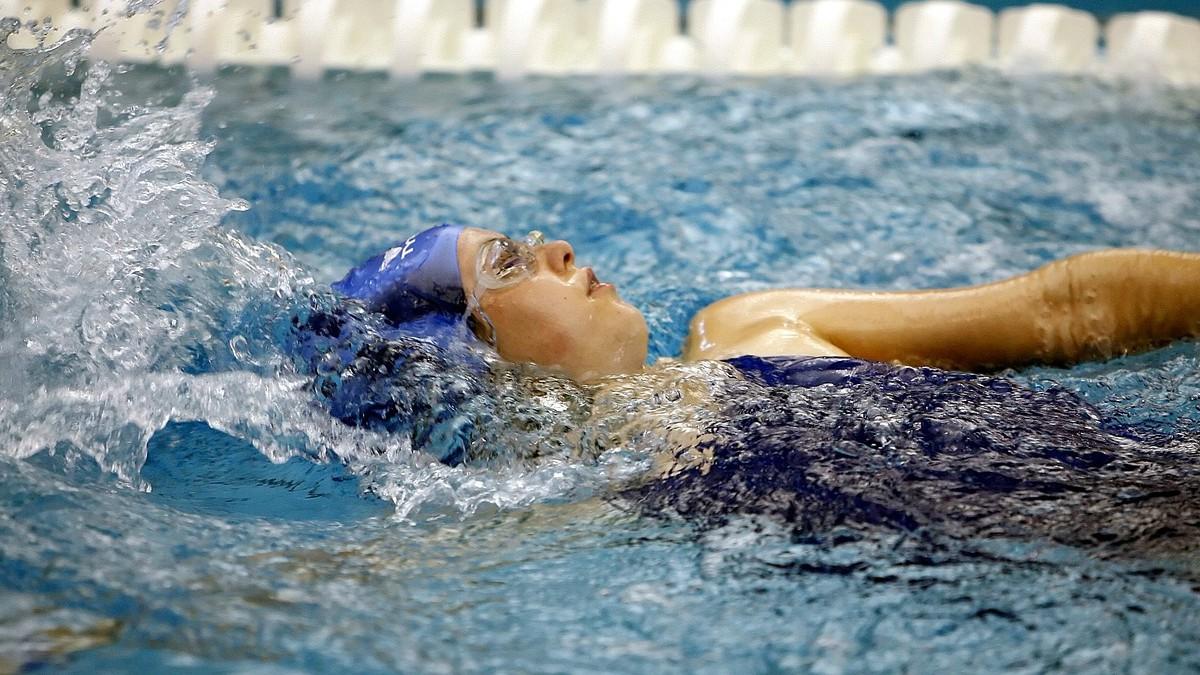 cc19619b02f8 Natación para adelgazar: Ejercicios para perder peso nadando