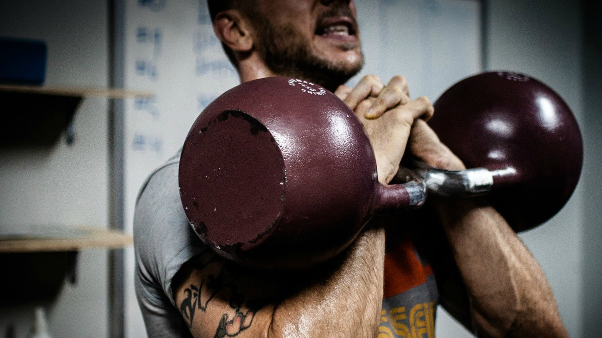 marcar músculos