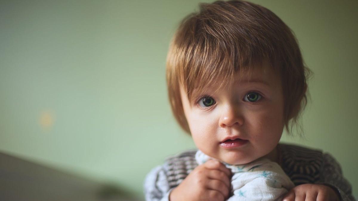 La inflamación de las vegetaciones es algo común en niños pequeños.