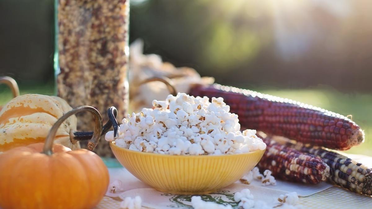 azúcar en la sangre de diabetes palomitas de maíz