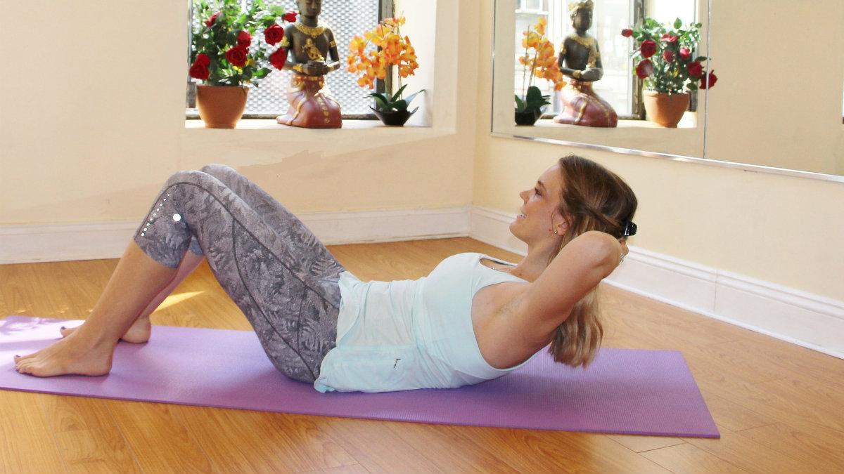 El pilates puede practicarse en cualquier lugar