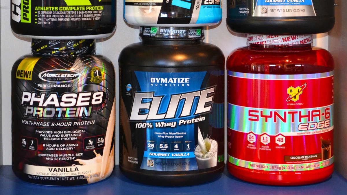 Es el producto estrella de las tiendas de nutrición deportiva