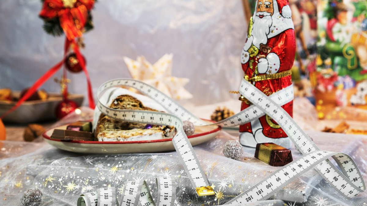 Dieta para adelgazar antes de navidad