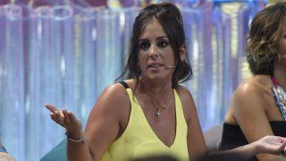 Anabel Pantoja, en una de sus intervenciones en televisión (Gtres)