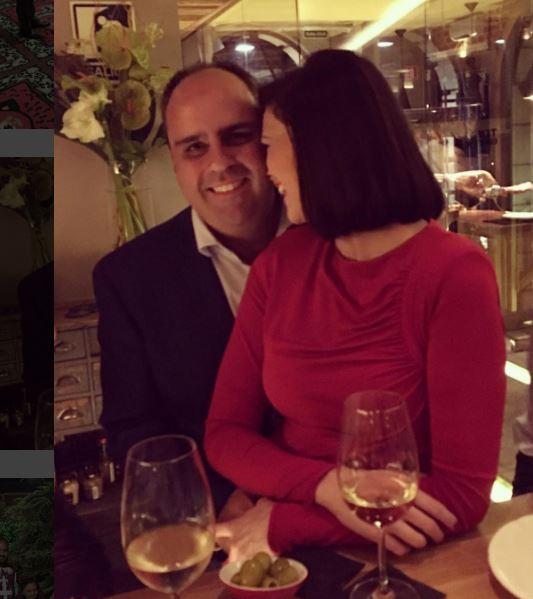 Primeras declaraciones de Julio Ruz y María Jesús Ruiz tras conocerse que van a ser padres