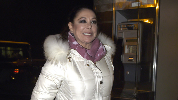 Isabel Pantoja lava su imagen en 'El Hormiguero' y cuestiona a la prensa